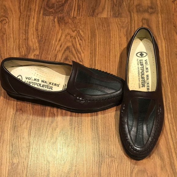 NEW Luftpolster Volkswalkers -Flats   Loafers - 38 b9ce50141fcb